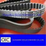 Quality Rubber Timing Belt , type RPP2M , RPP3M , RPP5M , RPP8M , RPP14M for sale