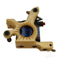 Quality automatic Pure Copper hand made custom tattoo machines Guns for sale