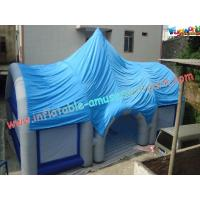 Quality Custom PVC Inflatable Party Tent , Inflatable Dome Strcuture For Event for sale