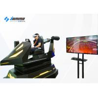 Quality 360 Degree 3 Dof VR Driving Simulator Exciting Racing Car Games for sale