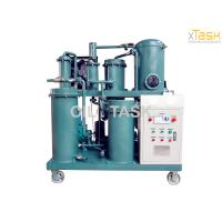 Quality High Water Content Oil Dehydration Vacuum Purifier Machine Series TYA-E for sale