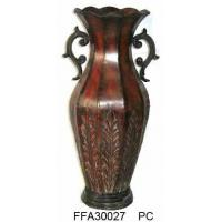 China metal vases on sale