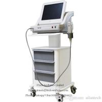 Buy Hifu Facial And Body Lifting Machine 5 Cartridges For Beauty Salon / Spa at wholesale prices