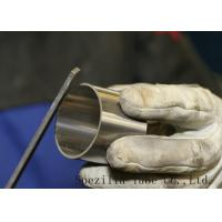 """Quality ASME BPE AiSi 316L 1""""x1.65mm 90 Degree Elbow SF1 Polished for Food equipment for sale"""