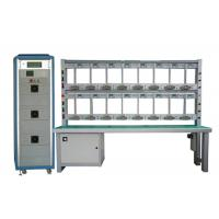 China Close-Link Three Phase Energy Meter Test Bench with Isolated CT for 24 Positions on sale