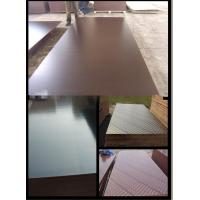 China First-Class FILM-FACED SHUTTERING PLYWOOD/waterproof 12mm shuttering plywood with 4x8 on sale