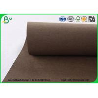Quality Colorful Washable Kraft Liner Paper Roll Matte Surface Pink Washable Kraft Paper Bags for sale