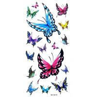 Quality promotion vary animal tattoo sticker for sale