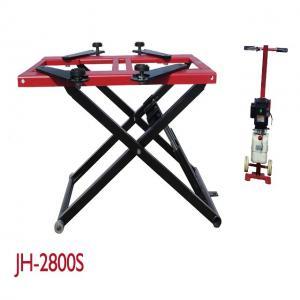 Quality 2800KG Lifting Capacity Mobile Scissor Lift , Scissor Lift Platform Dual Cylinders for sale
