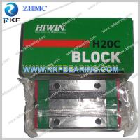 Quality HGH20CA Taiwan HIWIN Linear Ball Guideway For Heavy Load Machines for sale