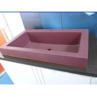 Quality Different Shape Bathroom Hand Wash Basins for sale