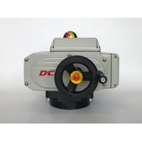 Quality ISO5211 Potentiometer Electric AC380V Three Phase Actuator for sale