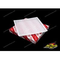 China Cabin Air Filter OEM 87139-47010-83 Car Engine Filter For Toyota Prius Parts on sale