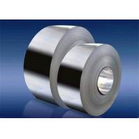 Buy 2B Finished Sheet Metal Coil , J1 J3 J4 201 Grade Polished Stainless Steel Strips at wholesale prices