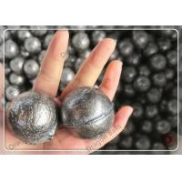 Quality Casting Ball Forged Ball Ball Mill Ball For Mining and Cement Plant for sale