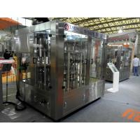 Quality Carbonated Drink Brewery Bottling Equipment Monoblock  Machine 1000Bph - 2000Bph for sale