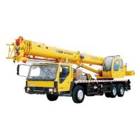 Buy cheap Strong Power Hydraulic Mobile Crane ,XCMG QY20G.5 Truck Crane from wholesalers