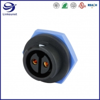 Quality Middle 24AWG 300V PCB Waterproof Connectors for marine electronics for sale