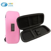 China Durable E - Cig Hard Eva Case Holder For Shisha Pens / Charger / Liquid Pink on sale