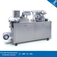 Quality Alu Alu Blister Packing Machine Easy Change Moulds And Saving Material for sale
