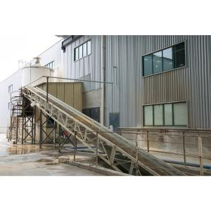 Quality ISO 20km Belt Conveyor AAC Block Plant Machinery for sale