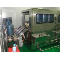 Automated Pure Water Barrel Filling Machine Equipment  5 Gallon Filling Unit 3550*800*1800mm