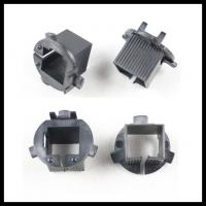 Quality H7 HID Xenon bulb holder adaptor base Adapter Holder for HYUNDAI NEW Santa Fe HID bulb for sale