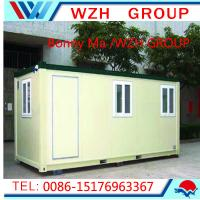 Buy Low Cost Prefabricated Security Guard House/Cabin Portable Houses at wholesale prices