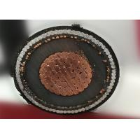 Quality OEM STA / SWA Armored Medium Voltage Power Cable / Single Core Armoured Cable for sale
