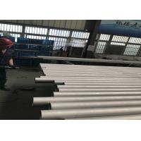 Quality Polishing 38mm /19mm Sanitary Stainless Steel Tube With Austenitic Steel for sale