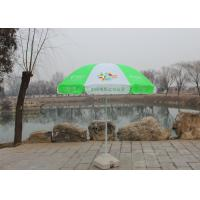 Buy Free Design Big Outdoor Umbrella Outdoor Trade Show With 12*23mm Ribs at wholesale prices