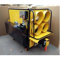 Quality Fully Automatic Waste Oil Heater 2000 X 980 X 1380 Mm For Warehouse / Factory for sale