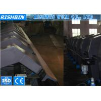 Quality Curving Machine CNC Metal Cold Roll Forming Machine For Fold and Slit Work Piece for sale