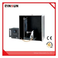 Quality Curtain Flammability Tester and Flammability Tester testing machine for sale