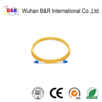 Quality LSZH 2m 70Kpa Fiber Optic Patch Cord For FTTH for sale