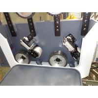 China Fully Automatic Robotic Polishing Machine 5000*5000*2000 Dimension For Aluminum Chair Base on sale