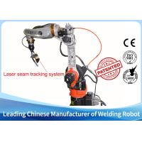 China 6 Axis Pipes Robotic Welding Machine Programming Flexibility Low Failure Rate on sale