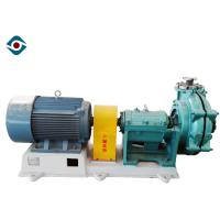 Quality Water Conservancy Centrifugal Slurry Pump With PTFE / Rubber Lined  Inside for sale