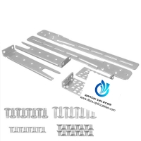 Quality C3KX-4PT-KIT Rackmount Kit be used for CISCO3750X 3560X series switch included All screws 4 rails 100% NEW for sale