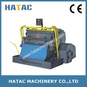 China EVA Foam Die Cutting Machine,Paper Punching Machine,Metal Embossing Machine on sale