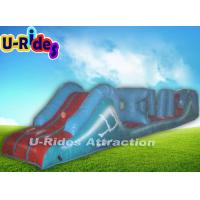 Quality 0.55mm PVC Commercial Inflatable Water Games Flexible Air Sealed For Kids for sale