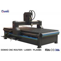 Quality Syntec Control Three Axis CNC Router Machine With Hiwin 15 mm Square Rail for sale