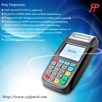 China New8210 RFID smart card reader handheld linux banking pos systems wifi pos terminal on sale