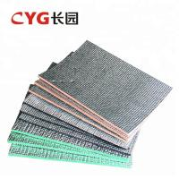 Quality xlpe aluminum foil foam building material for sale