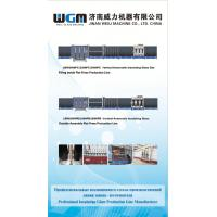 Quality Strong Dyring Air Vertical Insulating Glass Production Line Low Noise for sale