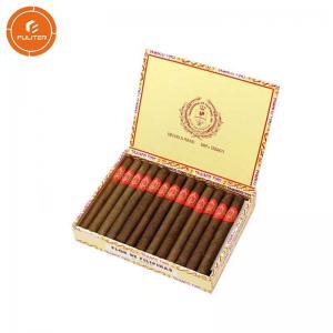 Quality SGS Standard Noble Cigarette Box Holder , Cardboard Cigarette Case For Men for sale