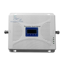 Quality LED Display 2100mhz 100M2 70dB Gain Mobile Signal Booster for sale