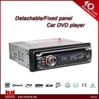 Quality Car DVD player with single din,CD/CD-R/CD-RW/MP3 player(Model:V-6980D) for sale