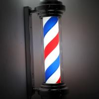 Quality Slim USA Strips Barber Pole Sign Rotating LED For Hair Salon And Beauty Equipment for sale