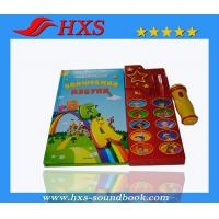 China Children Hardcover Book English Story Book With Sound on sale